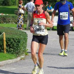 SEB Tallinna Maraton - Armin Tänav (1383), Grit Seidel (1882)
