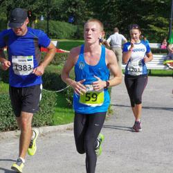 SEB Tallinna Maraton - Sebastian Pikand (59), Armin Tänav (1383)