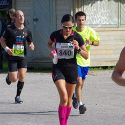 SEB Tallinna Maraton - Kristi Kreitsberg (840), Ander Raud (1702)