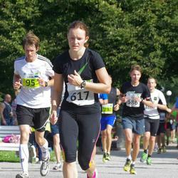 SEB Tallinna Maraton - Lauri Kiuru (95), Aet Udusaar (617)
