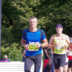 SEB Tallinna Maraton - Erkki Penu (151), Agne Sokolov (490), Rihards Caiba (796)