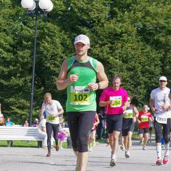 SEB Tallinna Maraton - Paavo Heil (102), Bogdan Palus (1535)