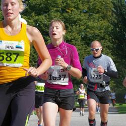 SEB Tallinna Maraton - Jane Saluorg (587), Arta Seile (1637), Piotr Ruszniak (1775)