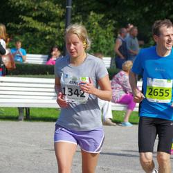SEB Tallinna Maraton - Anna Strömberg (1342), Anton Himmelsbach (2655)