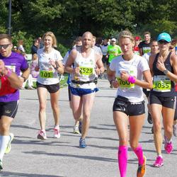 SEB Tallinna Maraton - Ingrida Greivule (701), Age Tiidermann (1035), Ott Pärna (2525)