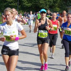SEB Tallinna Maraton - Maigi Tomp (572), Age Tiidermann (1035)