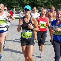 SEB Tallinna Maraton - Age Tiidermann (1035), Ott Pärna (2525), Liina Areng (2622)