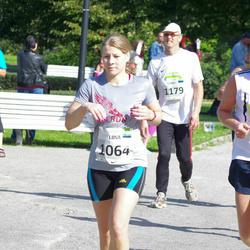 SEB Tallinna Maraton - Liina Volmerson (1064), Anatoli Läte (2145)