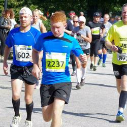 SEB Tallinna Maraton - Pjotr Ševtšenko (602), Anders Forselius (872), Morten Olesk (2237)