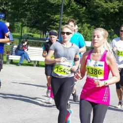 SEB Tallinna Maraton - Silja Seire (1386), Anna Anosova (1546), Nikolay Morozov (1761)
