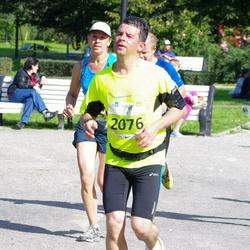 SEB Tallinna Maraton - Arles Taal (2076)