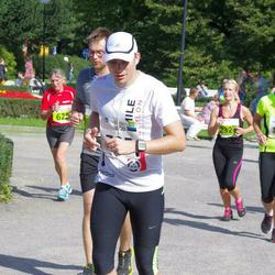 SEB Tallinna Maraton - Agu Vilu (725), Valdek Rohtma (1211)