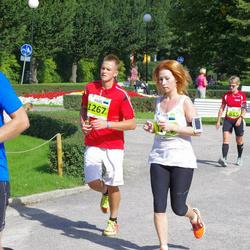 SEB Tallinna Maraton - Pavel Belov (1267), Anna Pavlova (1293)