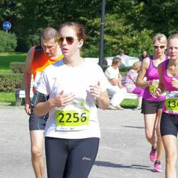 SEB Tallinna Maraton - Anni Rõuk (1348), Liis Köster (2256)