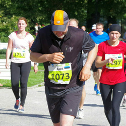 SEB Tallinna Maraton - Aare Jõumees (1073)