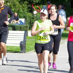 SEB Tallinna Maraton - Anna-Kaisa Mäkinen (2445)