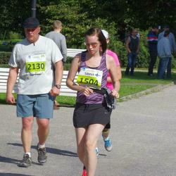 SEB Tallinna Maraton - Sanna Tuominen (1504), Artur Meerits (2130)