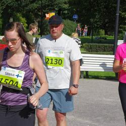 SEB Tallinna Maraton - Airika Tammar (1052), Sanna Tuominen (1504), Artur Meerits (2130)