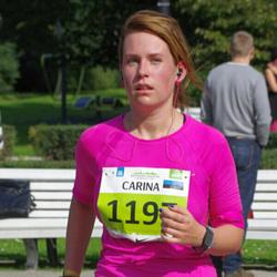 SEB Tallinna Maraton - Carina Põldme (1197)