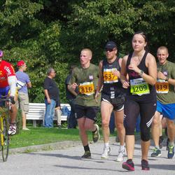 SEB Tallinna Maraton - Ago Teder (637), Andro Aavik (816), Sander Kanter (819), Kadri Miggur (1209)