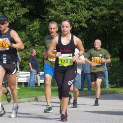 SEB Tallinna Maraton - Ago Teder (637), Timo Tolmusk (814), Kadri Miggur (1209)