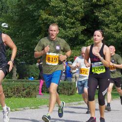 SEB Tallinna Maraton - Ago Teder (637), Sander Kanter (819), Kadri Miggur (1209)
