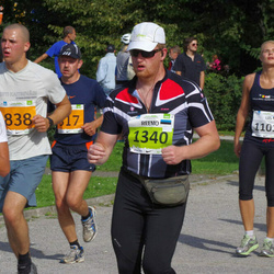 SEB Tallinna Maraton - Aavo Olgo (838), Reemo Salupõld (1340), Marie-Elisabeth Martinson (6369)