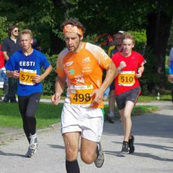 SEB Tallinna Maraton - Arthur Raichmann (498), Karl Eric Oja (575)