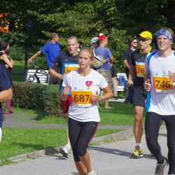 SEB Tallinna Maraton - Deivi Teppan (687), Jüri Kuusk (746), Brent Pere (5188)