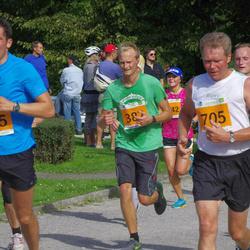 SEB Tallinna Maraton - Toomas Lepikult (705), Andre Himuškin (745)