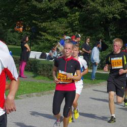 SEB Tallinna Maraton - Aare Treier (421), Kädi Lepberg (2813), Frank Johan Ojarand (5152)