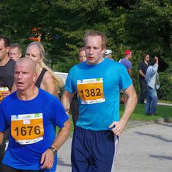SEB Tallinna Maraton - Märt Sikkar (1382), Arne Pihkva (1676)