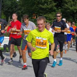 SEB Tallinna Maraton - Raino Liblik (585), Ando Kangur (1664)