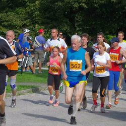 SEB Tallinna Maraton - Anna Laura Perve (506), Avo Reimets (562), Monika Lääne (1281), Elmer Põld (2014)
