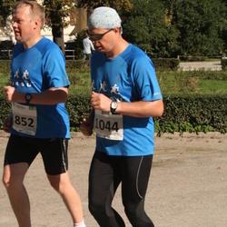 SEB Tallinna Maraton - Imre Viin (1044), Aadi Remmik (1852)
