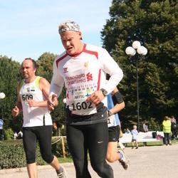 SEB Tallinna Maraton - Ain Laidoja (609), Arttu Sadeharju (1602)
