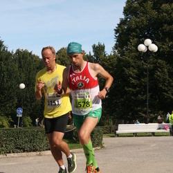 SEB Tallinna Maraton - Artjom Filippov (1151), Ugo Numa Tomat (1578)
