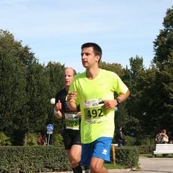 SEB Tallinna Maraton - Ats Kask (492), Ander Raud (1702)