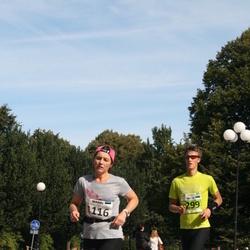 SEB Tallinna Maraton - Arlyn Mitt (299), Marju Toom (1116)