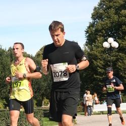 SEB Tallinna Maraton - Eriks Kalliss (197), Mart Salusaar (2078)