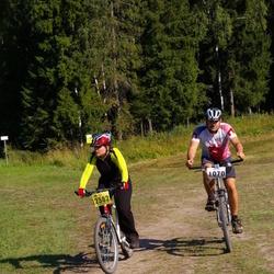 12. Otepää Rattamaraton - Janek MOROS (1070), Birgit SELGE (2382)