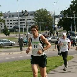 8. SEB Tallinna Sügisjooks - Priit Raudla (141), Alvin Vann (183)