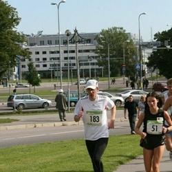 8. SEB Tallinna Sügisjooks - Olga Andrejeva (51), Alvin Vann (183)