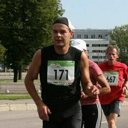 8. SEB Tallinna Sügisjooks - Marek Atonen (171), Ago Kokk (667)