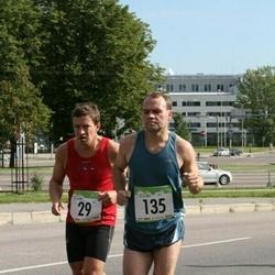 8. SEB Tallinna Sügisjooks - Andre Abner (29), Erkki Ormus (135)