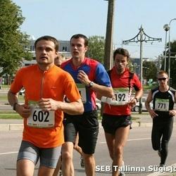 8. SEB Tallinna Sügisjooks - Andres Teppo (192), Arno Vaik (602), Argo Leetmaa (771)