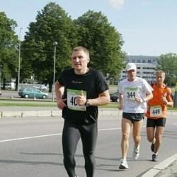 8. SEB Tallinna Sügisjooks - Andero Kurm (344), Raitti Dikker (449)