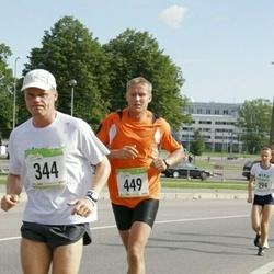 8. SEB Tallinna Sügisjooks - Jaanika Eisan (294), Andero Kurm (344), Raitti Dikker (449)