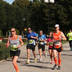 SEB Tallinna Maraton - Annika Veimer (718), Tauno Trallmann (1204)