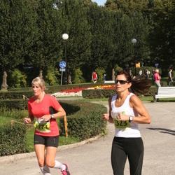 SEB Tallinna Maraton - Kaili Vainumaa (1323), Age Jakobson (1774)